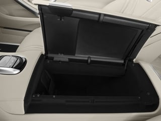 2017 Mercedes-Benz S-Class Pictures S-Class AMG S 63 4MATIC Coupe photos center storage console