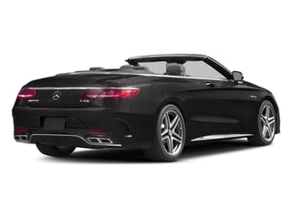 2017 Mercedes-Benz S-Class Pictures S-Class 2 Door Cabriolet photos side rear view