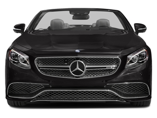 2017 Mercedes-Benz S-Class Pictures S-Class AMG S 65 Cabriolet photos front view