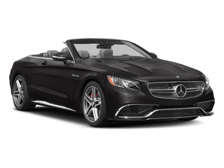 2017 Mercedes-Benz S-Class Pictures S-Class 2 Door Cabriolet photos side front view