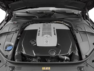2017 Mercedes-Benz S-Class Pictures S-Class AMG S 65 Cabriolet photos engine