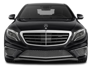 2017 Mercedes-Benz S-Class Pictures S-Class 4 Door Sedan photos front view