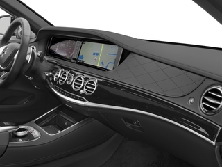 2017 Mercedes-Benz S-Class Pictures S-Class 4 Door Sedan photos passenger's dashboard