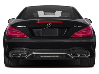 2017 Mercedes-Benz SL Pictures SL AMG SL 65 Roadster photos rear view