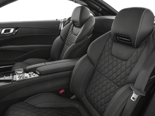 2017 Mercedes-Benz SL Pictures SL AMG SL 65 Roadster photos front seat interior