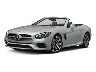 2017 Mercedes-Benz SL Pictures SL Roadster 2D SL450 V6 Turbo photos side front view