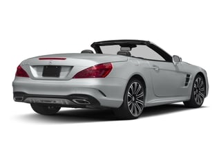 2017 Mercedes-Benz SL Pictures SL Roadster 2D SL450 V6 Turbo photos side rear view