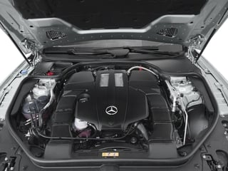 2017 Mercedes-Benz SL Pictures SL Roadster 2D SL450 V6 Turbo photos engine