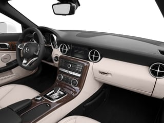 2017 Mercedes-Benz SLC Pictures SLC Roadster 2D SLC300 I4 Turbo photos passenger's dashboard