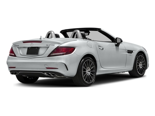 2017 Mercedes-Benz SLC Pictures SLC AMG SLC 43 Roadster photos side rear view