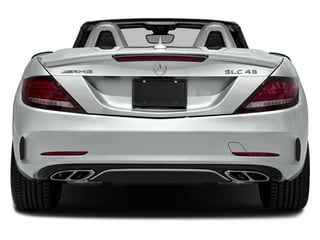2017 Mercedes-Benz SLC Pictures SLC AMG SLC 43 Roadster photos rear view
