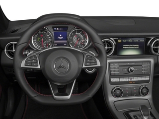2017 Mercedes-Benz SLC Pictures SLC AMG SLC 43 Roadster photos driver's dashboard