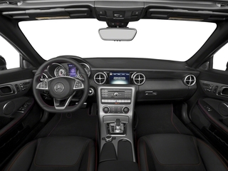 2017 Mercedes-Benz SLC Pictures SLC AMG SLC 43 Roadster photos full dashboard