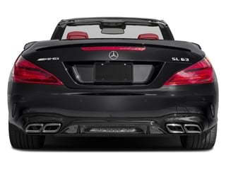 2017 Mercedes-Benz SL Pictures SL AMG SL 63 Roadster photos rear view