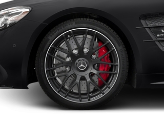 2017 Mercedes-Benz SL Pictures SL AMG SL 63 Roadster photos wheel