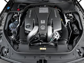 2017 Mercedes-Benz SL Pictures SL AMG SL 63 Roadster photos engine