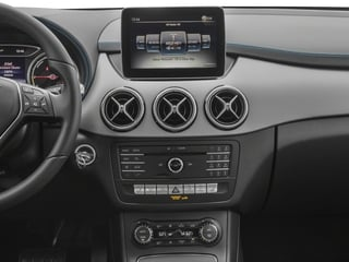 2017 Mercedes-Benz B-Class Pictures B-Class Hatchback 5D B250e Electric photos stereo system