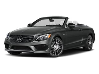 2017 Mercedes-Benz C-Class Pictures C-Class AMG C 43 4MATIC Cabriolet photos side front view