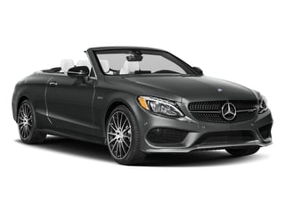 2017 Mercedes-Benz C-Class Pictures C-Class Convertible 2D C43 AMG AWD V6 Turbo photos side front view