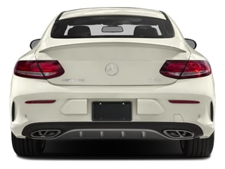 2017 Mercedes-Benz C-Class Pictures C-Class Coupe 2D C43 AMG AWD V6 Turbo photos rear view