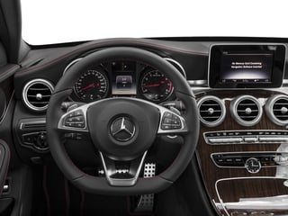 2017 Mercedes-Benz C-Class Pictures C-Class Sedan 4D C43 AMG AWD V6 Turbo photos driver's dashboard