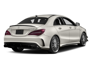 2017 Mercedes-Benz CLA Pictures CLA Sedan 4D CLA45 AMG AWD I4 Turbo photos side rear view
