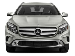 2017 Mercedes-Benz GLA Pictures GLA GLA 250 4MATIC SUV photos front view