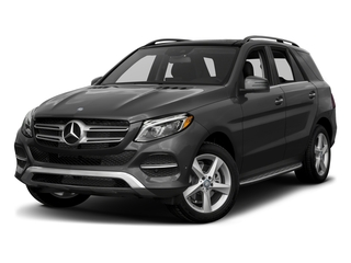 2017 Mercedes-Benz GLE Pictures GLE Utility 4D GLE300 AWD I4 Diesel photos side front view