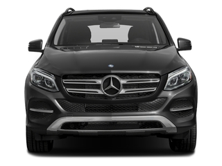 2017 Mercedes-Benz GLE Pictures GLE Utility 4D GLE300 AWD I4 Diesel photos front view