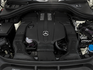 2017 Mercedes-Benz GLE Pictures GLE Utility 4D GLE550 Plug-In AWD V6 photos engine