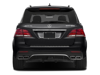 2017 Mercedes-Benz GLE Pictures GLE AMG GLE 63 4MATIC SUV photos rear view