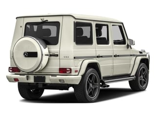 2017 Mercedes-Benz G-Class Pictures G-Class AMG G 63 4MATIC SUV photos side rear view