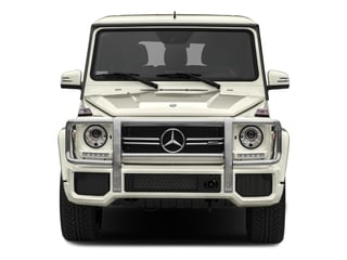 2017 Mercedes-Benz G-Class Pictures G-Class AMG G 63 4MATIC SUV photos front view