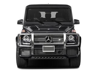 2017 Mercedes-Benz G-Class Pictures G-Class 4 Door Utility 4Matic photos front view