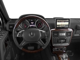 2017 Mercedes-Benz G-Class Pictures G-Class AMG G 65 4MATIC SUV photos driver's dashboard