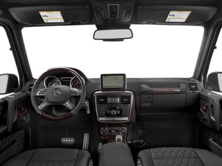 2017 Mercedes-Benz G-Class Pictures G-Class AMG G 65 4MATIC SUV photos full dashboard
