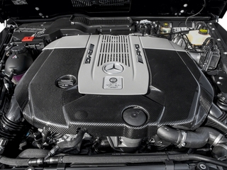 2017 Mercedes-Benz G-Class Pictures G-Class AMG G 65 4MATIC SUV photos engine