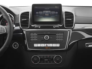 2017 Mercedes-Benz GLS Pictures GLS Utility 4D GLS450 AWD V6 Turbo photos stereo system