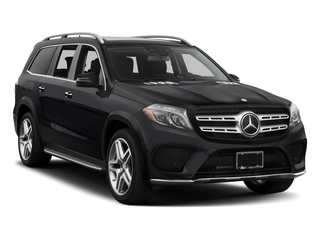 2017 Mercedes-Benz GLS Pictures GLS Utility 4D GLS550 AWD V8 Turbo photos side front view