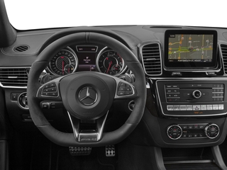 2017 Mercedes-Benz GLS Pictures GLS Utility 4D GLS63 AMG AWD V8 Turbo photos driver's dashboard