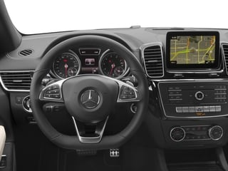 2017 Mercedes-Benz GLE Pictures GLE Utility 4D GLE43 AMG Sport Cpoe AWD photos driver's dashboard