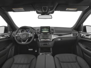 2017 Mercedes-Benz GLE Pictures GLE Utility 4D GLE43 AMG AWD V6 photos full dashboard