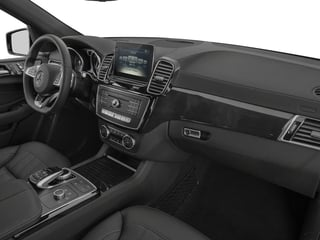 2017 Mercedes-Benz GLE Pictures GLE Utility 4D GLE43 AMG AWD V6 photos passenger's dashboard