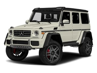 2017 Mercedes-Benz G-Class Pictures G-Class G 550 4x4 Squared SUV photos side front view