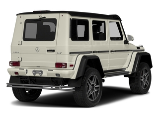 2017 Mercedes-Benz G-Class Pictures G-Class G 550 4x4 Squared SUV photos side rear view