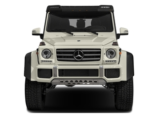 2017 Mercedes-Benz G-Class Pictures G-Class G 550 4x4 Squared SUV photos front view