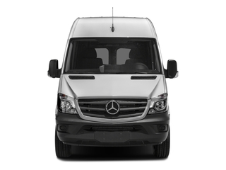 2017 Mercedes-Benz Sprinter Crew Van Pictures Sprinter Crew Van 2500 High Roof I4 170 RWD photos front view