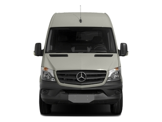 2017 Mercedes-Benz Sprinter Cargo Van Pictures Sprinter Cargo Van 2500 High Roof V6 170 RWD photos front view