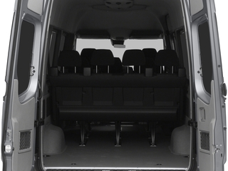 2017 Mercedes-Benz Sprinter Passenger Van Pictures Sprinter Passenger Van Extended Passenger Van High Roof photos open trunk