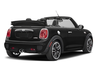 2017 MINI Convertible Pictures Convertible Convertible 2D JCW I4 Turbo photos side rear view